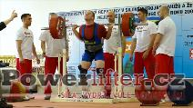 Jaroslav Mikulanda, 300kg