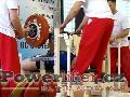 Antonín Pavlovec, 190kg