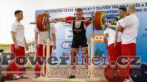 David Lupač, 310kg