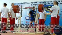 Tomáš Šárik, 380kg
