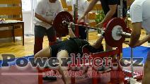 Petra Bričová, 85kg
