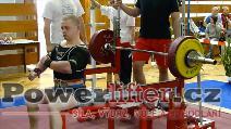 Aleš Košťál, 212,5kg