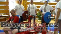 Pavel Hulák, 215kg