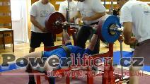 Petr Bolf, 222,5kg