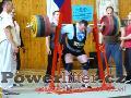 Jiří Gryga, dřep 310kg, M1 do 110kg