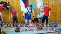 Milan Hofbauer, 230kg