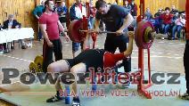 Stanislav Krček, 142,5kg