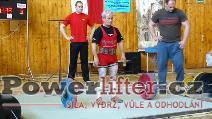 Janys Kenis, 117,5kg