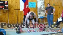 Stanislav Krček, 237,5kg
