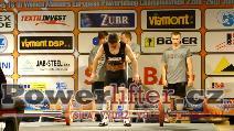 Pavel Malina, CZE, 145kg