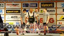 Adam Jasinski, POL, 200kg
