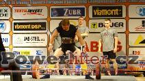 Reino Puska, SWE, 215kg