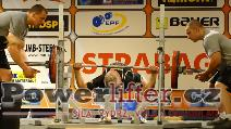 Dominique Carlot, FRA, 167,5kg