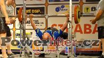Marcel Anděl, CZE, 160kg