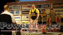 Thomas Hogberg, SWE, 307,5kg