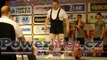 Pavel Klepáč, CZE, 230kg