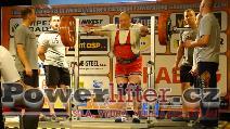 Ryszard Wisniewski, POL, 250kg