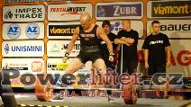 Timo Heiskanen, FIN, 275kg