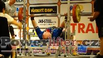 Jiří Lacina, CZE, 205kg