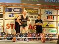 Roberto Bettati, ITA, mrtvý tah 260kg, muži M1 do 90kg