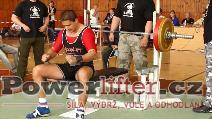 Petr Vlach, benč 162,5kg
