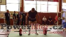 Radim Hořínek, mrtvý tah 255kg