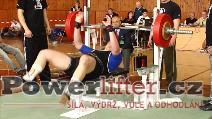 Pavel Žák, benč 185kg
