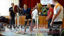 Petr Vážan, 120kg