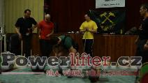 David Kiesewetter, 190kg