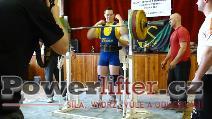 Tomáš Hájek, 210kg