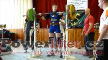 Petr Buchtík, 212,5kg