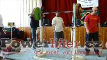 Jiří Opluštil, 185kg