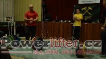 Pavel Hulák, 255kg