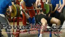 Michal Mihály, 245kg