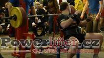Tomáš Pilík, 155kg