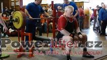 Ivan Veselý, 160kg