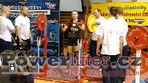 Simona Vráblová, 105kg, SK
