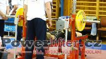 Kateřina Hyblerová, 55kg