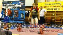 Simona Vráblová, 130kg, SK