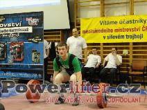 Tomáš Mojžíš, 202,5kg
