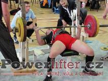 Tomáš Pavliš, benč 115kg