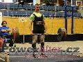 Tomáš Pavliš, mrtvý tah 245kg