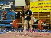 Václav Weinfurt, 190kg