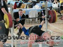 Zdeněk Kučera, 160kg