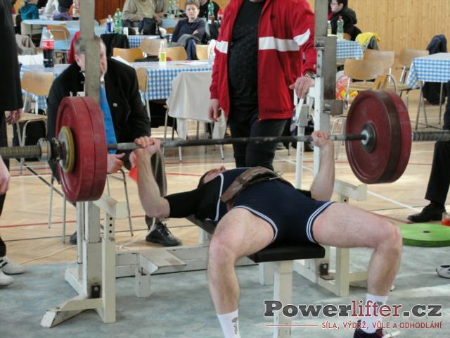 Štěpán Hoza, 132,5kg