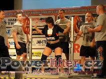 Sylvia Wunderlich, GER, 130kg