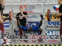T.S. Adewale, GBR, 165kg