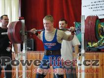 Tadeáš Kronovetr, 200kg