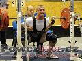 Tadeáš Kronovetr, dřep 250kg
