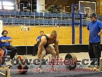 Tadeáš Kronovetr, mrtvý tah 250kg